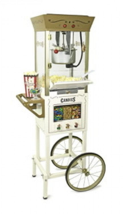 Popcorn machine (Supplies included)