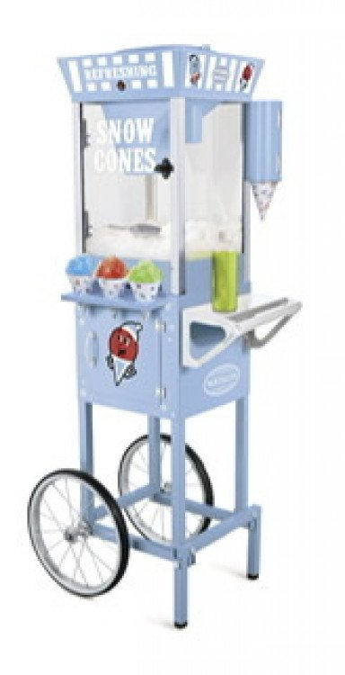 Snow cone machine (Supplies included)